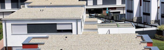 fischer-dach Flachdach